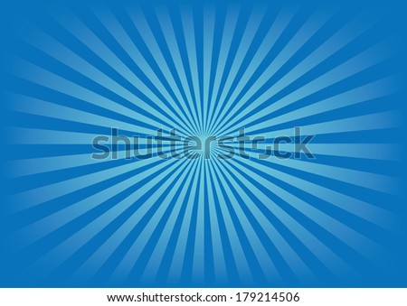 radial background vector