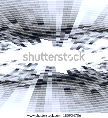 abstract conceptual perspective