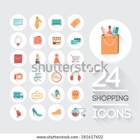 digitally generated shopping