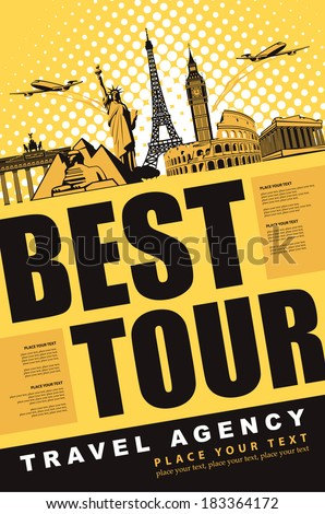 banner best tour for traveling