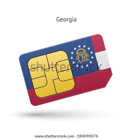 state of georgia phone sim card