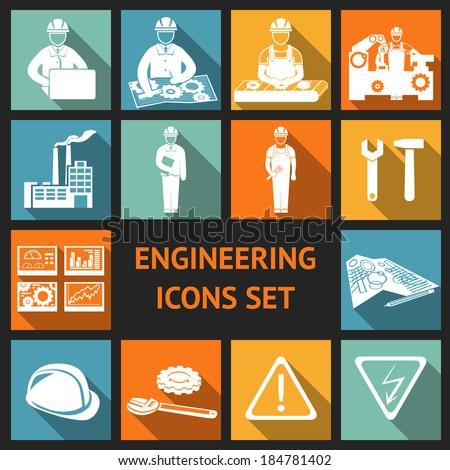Construction Engineer Symbol Vector Free Vector Download 24 437