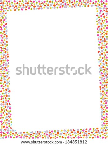 colorful page borders. Sponsored Colorful page borders free vector download  27 872 Free for