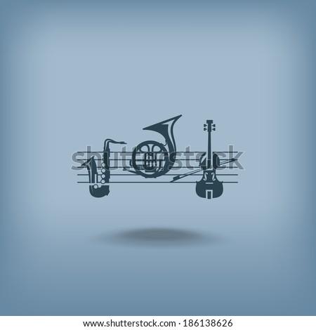 music vector format
