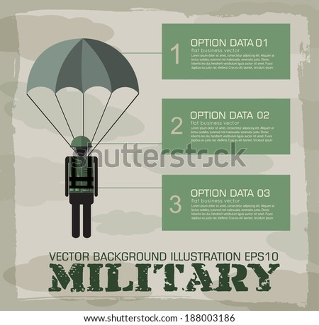 paratrooper military