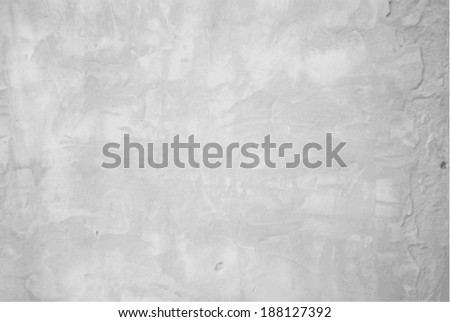 vector grungy white concrete