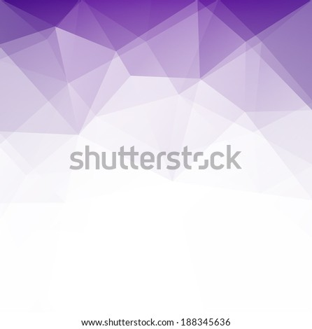abstract geometric polygonal
