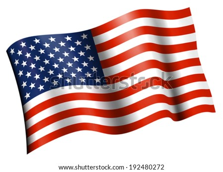american flag   star spangled