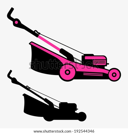 vector lawn mower free vector download (106 free vector) for