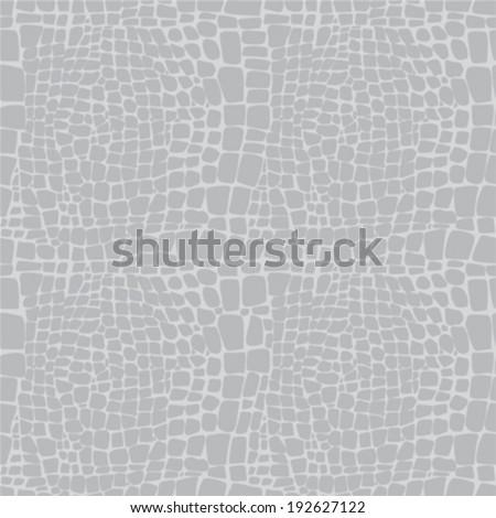 reptile skin seamless vector