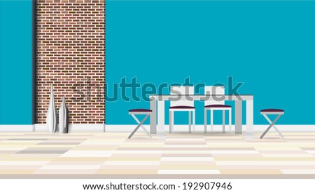 design vector modern living