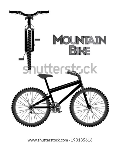 Mountain Bike Vector Free Vector Download 947 Free Vector For