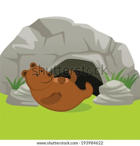 bear and the cave a bear