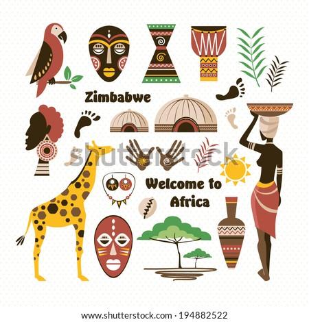 african set