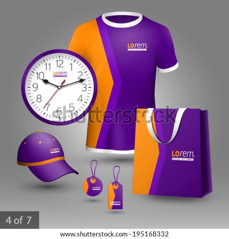 purple promotional souvenirs