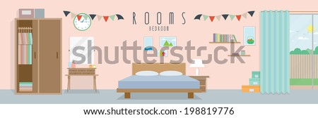 bedroom  rooms