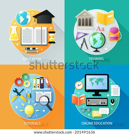 business education concept