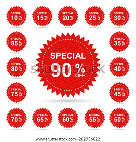 special sale 10 15 20 25 30 35