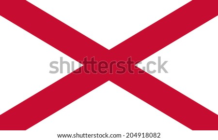flag of northern ireland the