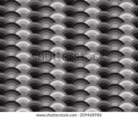 wave vector seamless patterns