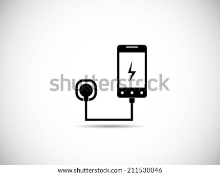 smart phone electricity