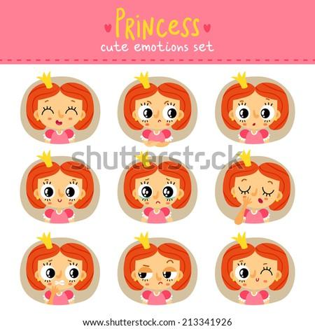 princess  little girl cute