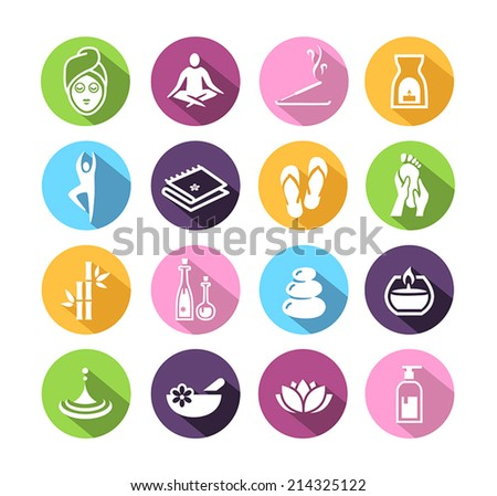 icons representing wellness