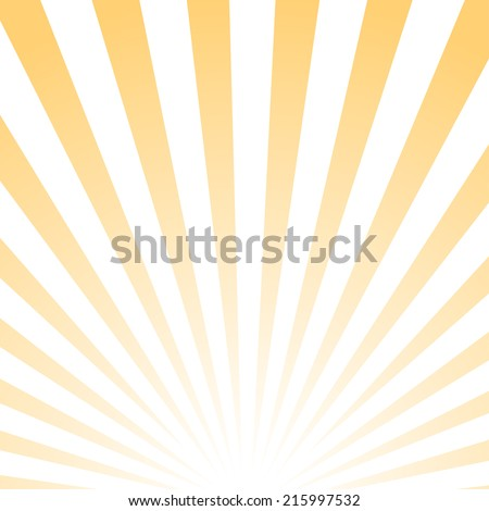 abstract poster  sunrise