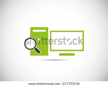 desktop computer inspection