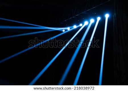 stock-photo-vector-stage-spotlight-with-laser-rays
