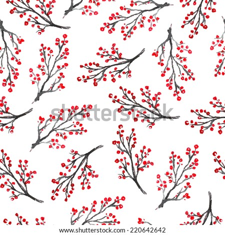beautiful seamless pattern in