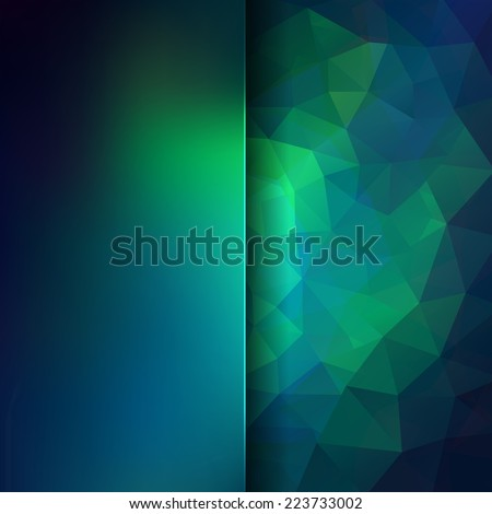 abstract background consisting