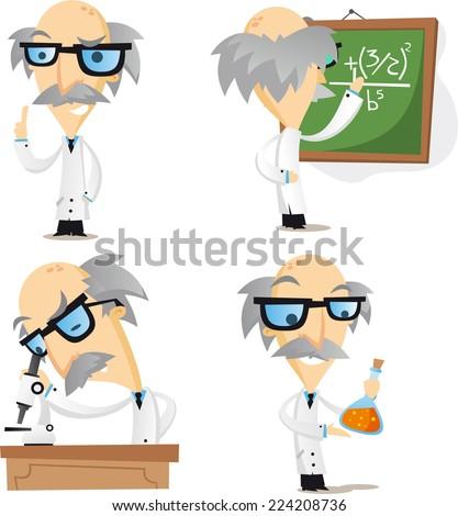 scientist  scientific genius