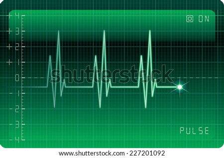 electrocardiogram monitor eps8