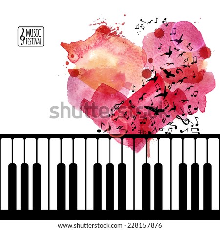 music background  poster
