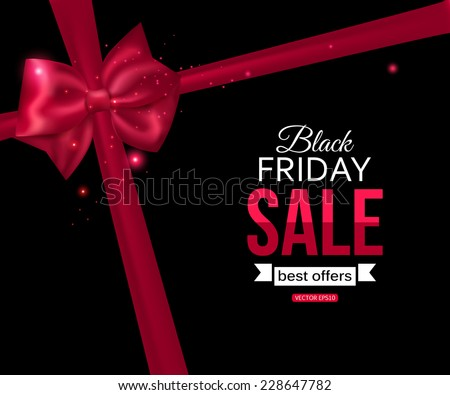black friday sale shining