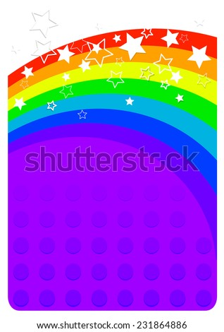 purple vector background with