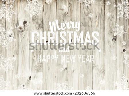 merry christmas greeting on