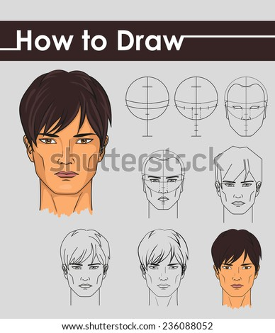 draw tutorial step by step