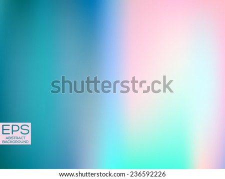 vector art polar aurora