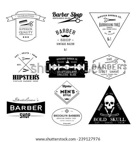 Barber Shop Free Vector Art  2709 Free Downloads  Vecteezy