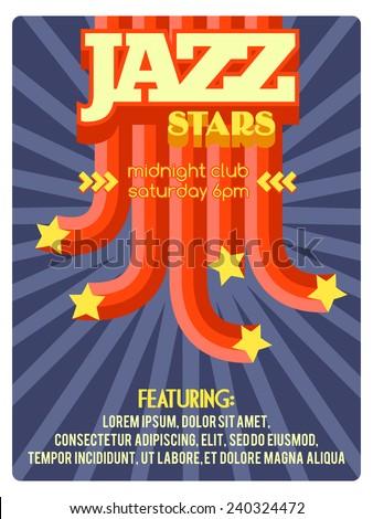 jazz stars retro music