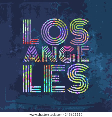 city of los angeles   artwork