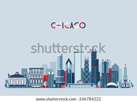 chicago  united states  city