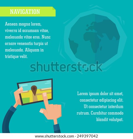 vector infographic illustration