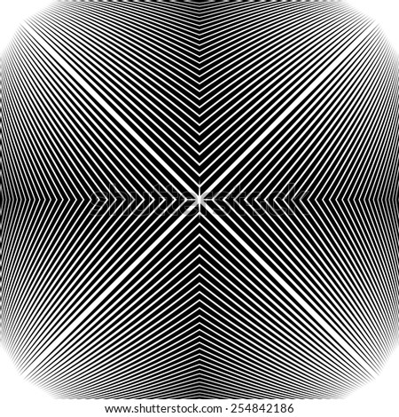 design monochrome stripy