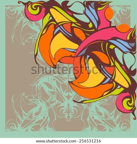 mandala decorative lace