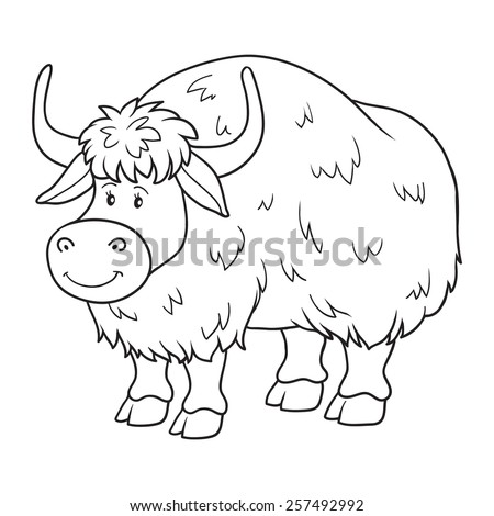 Vector Black Yak Free Vector Download 7008 Free Vector For