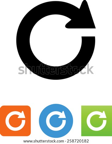 redo symbol for download