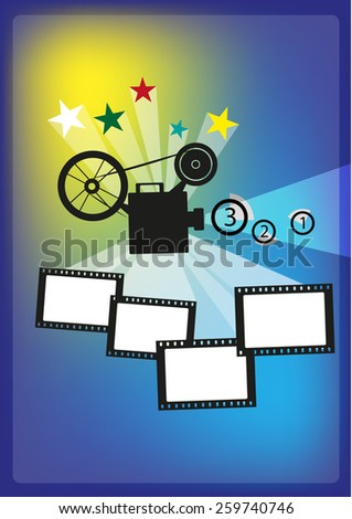 poster template for film